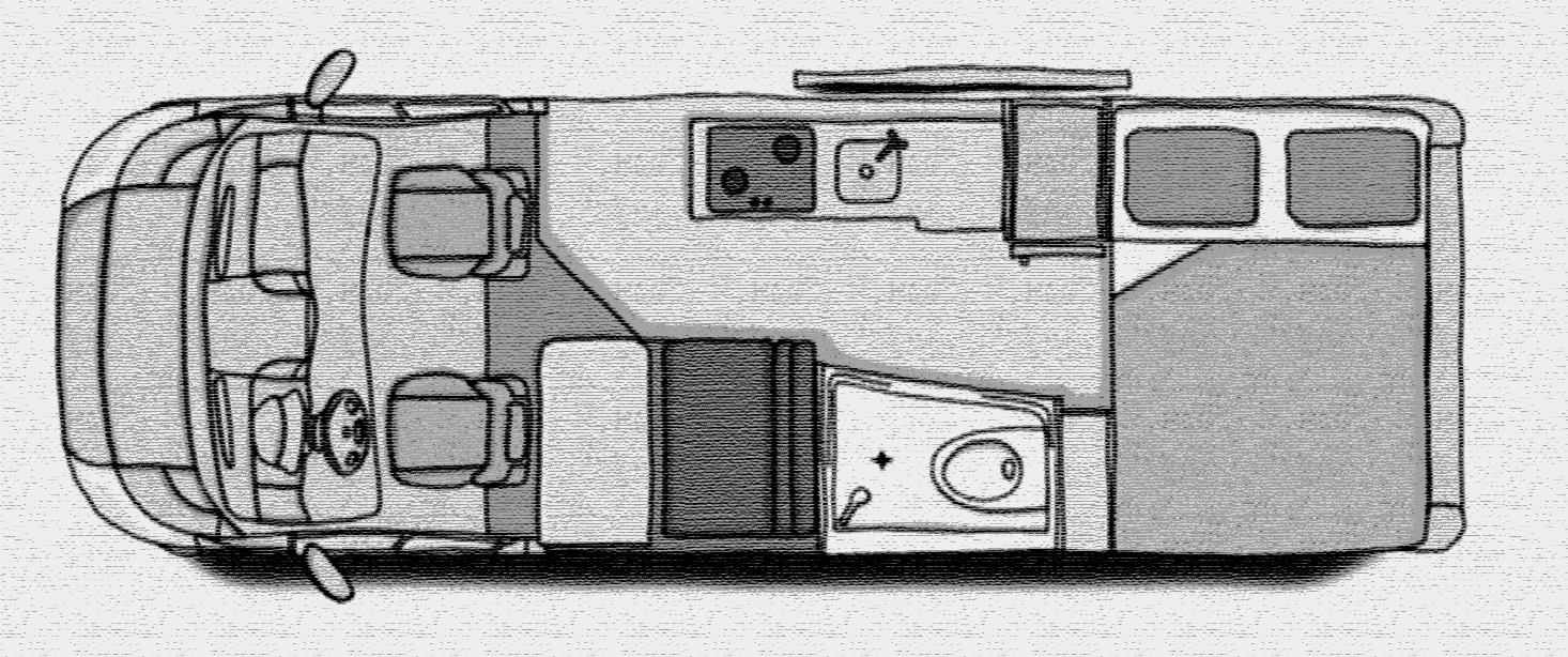 Panoramic RV - Plan