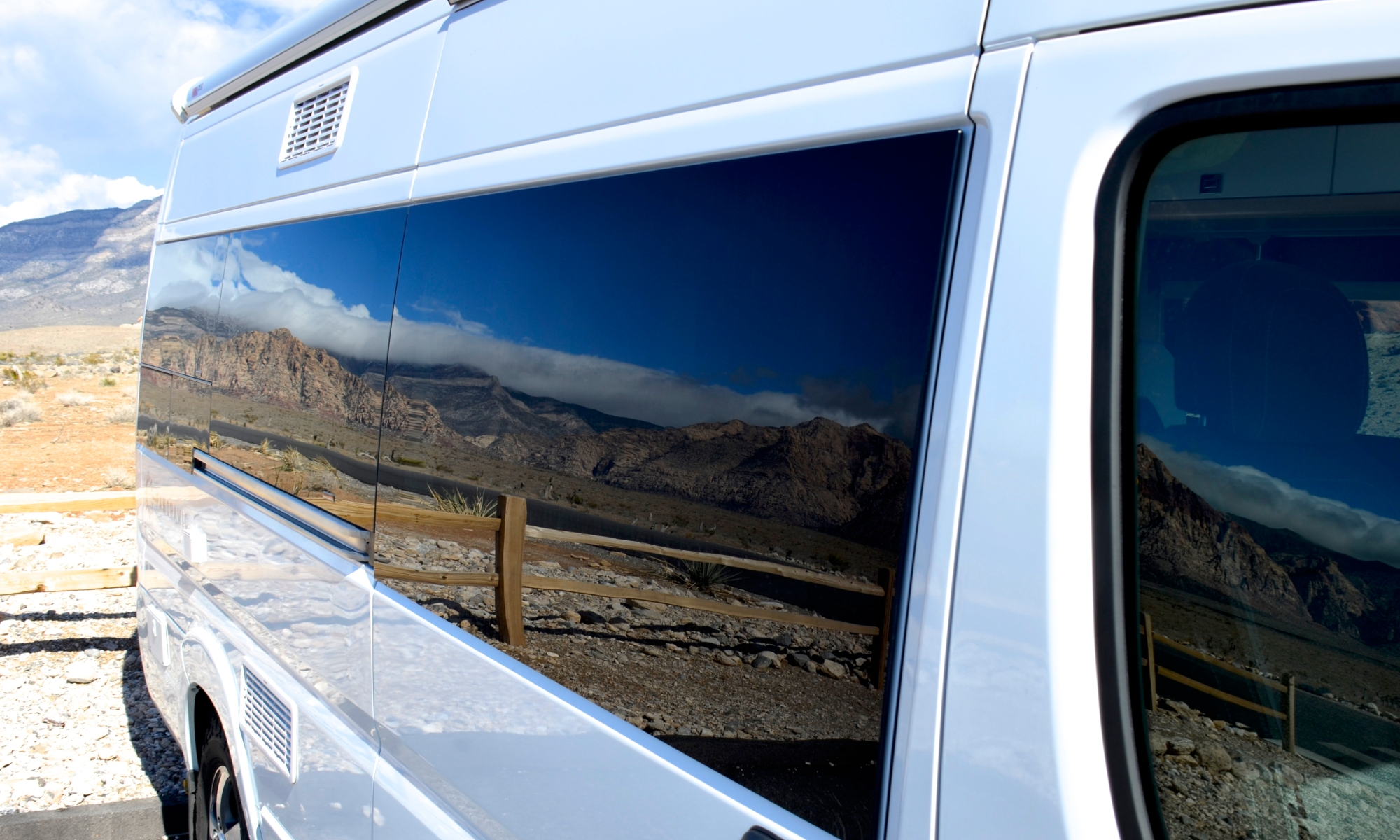 Panoramic RV - Reflection - 2