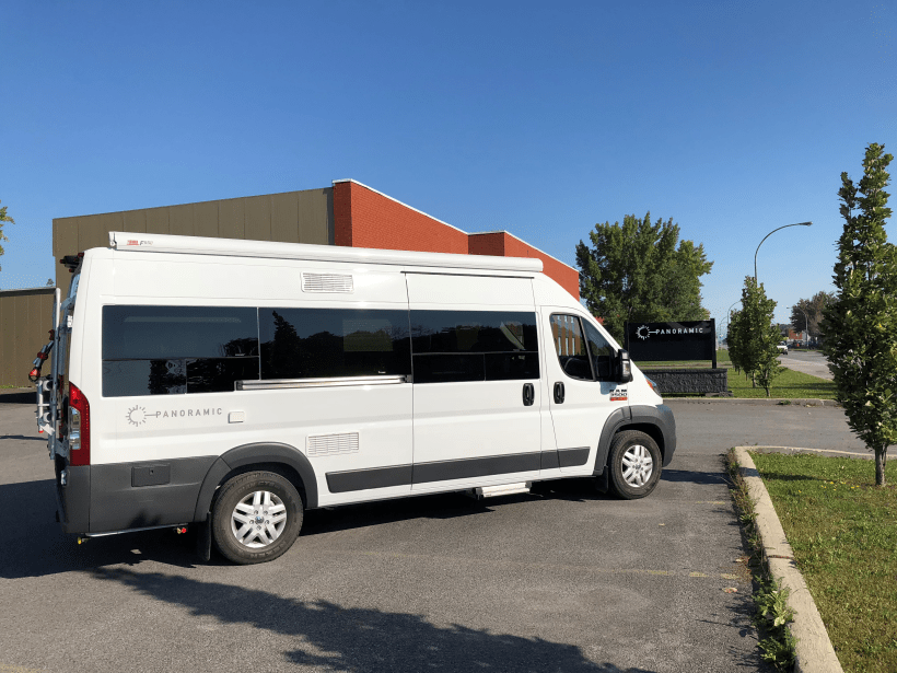 Panoramic RV - White - 1