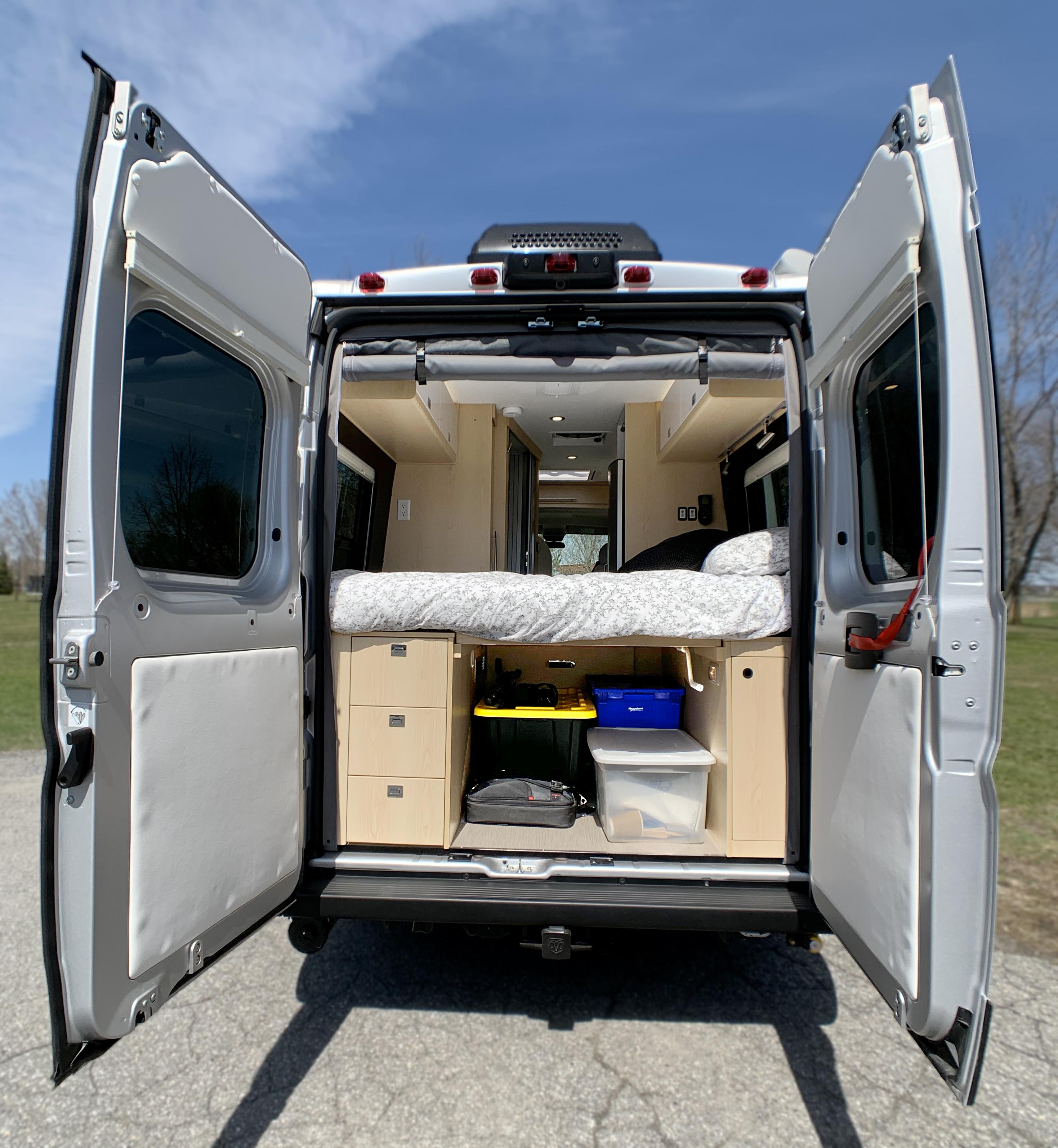 Panoramic RV - Cargo 3