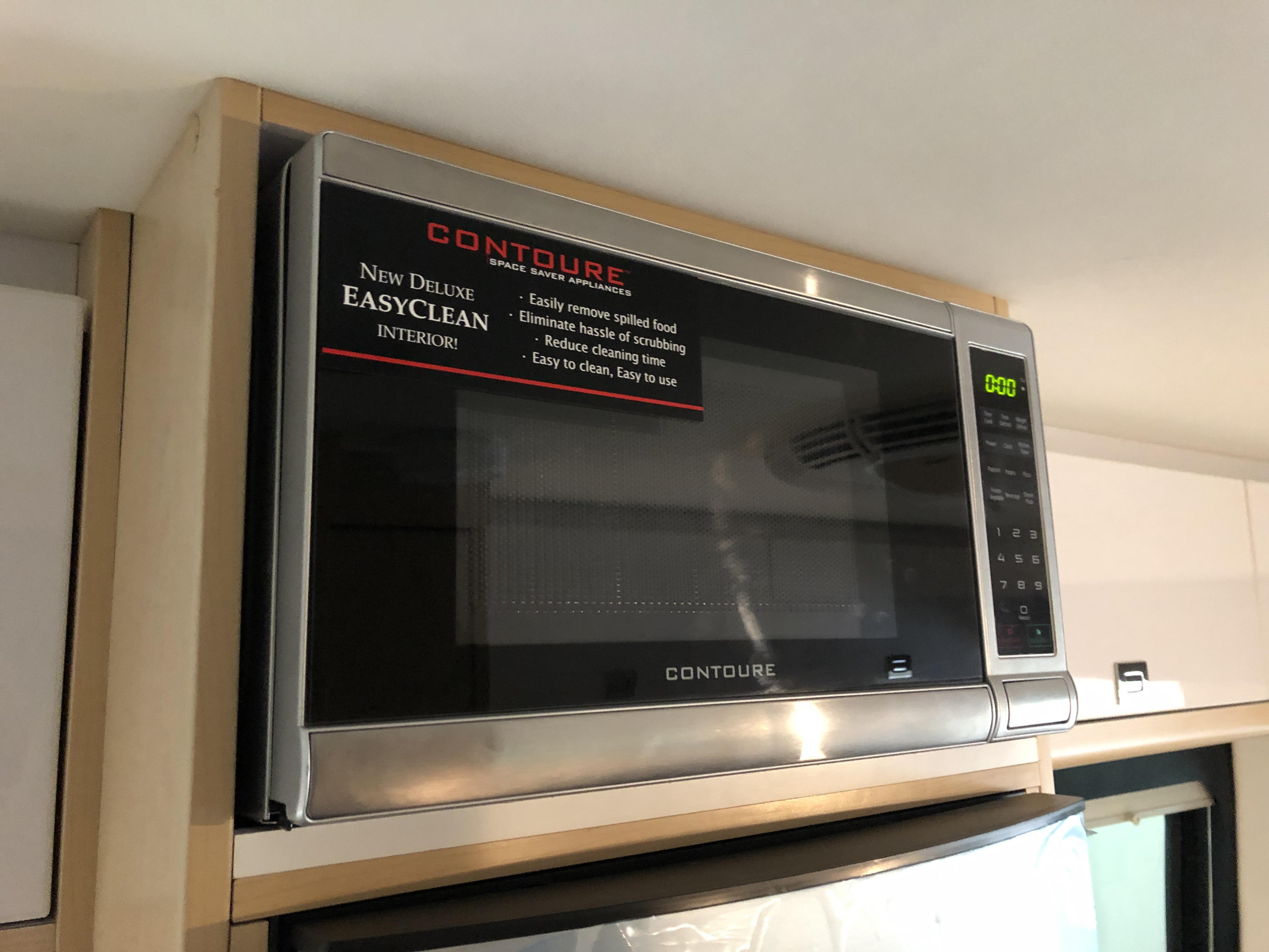 Panoramic RV - Microwave