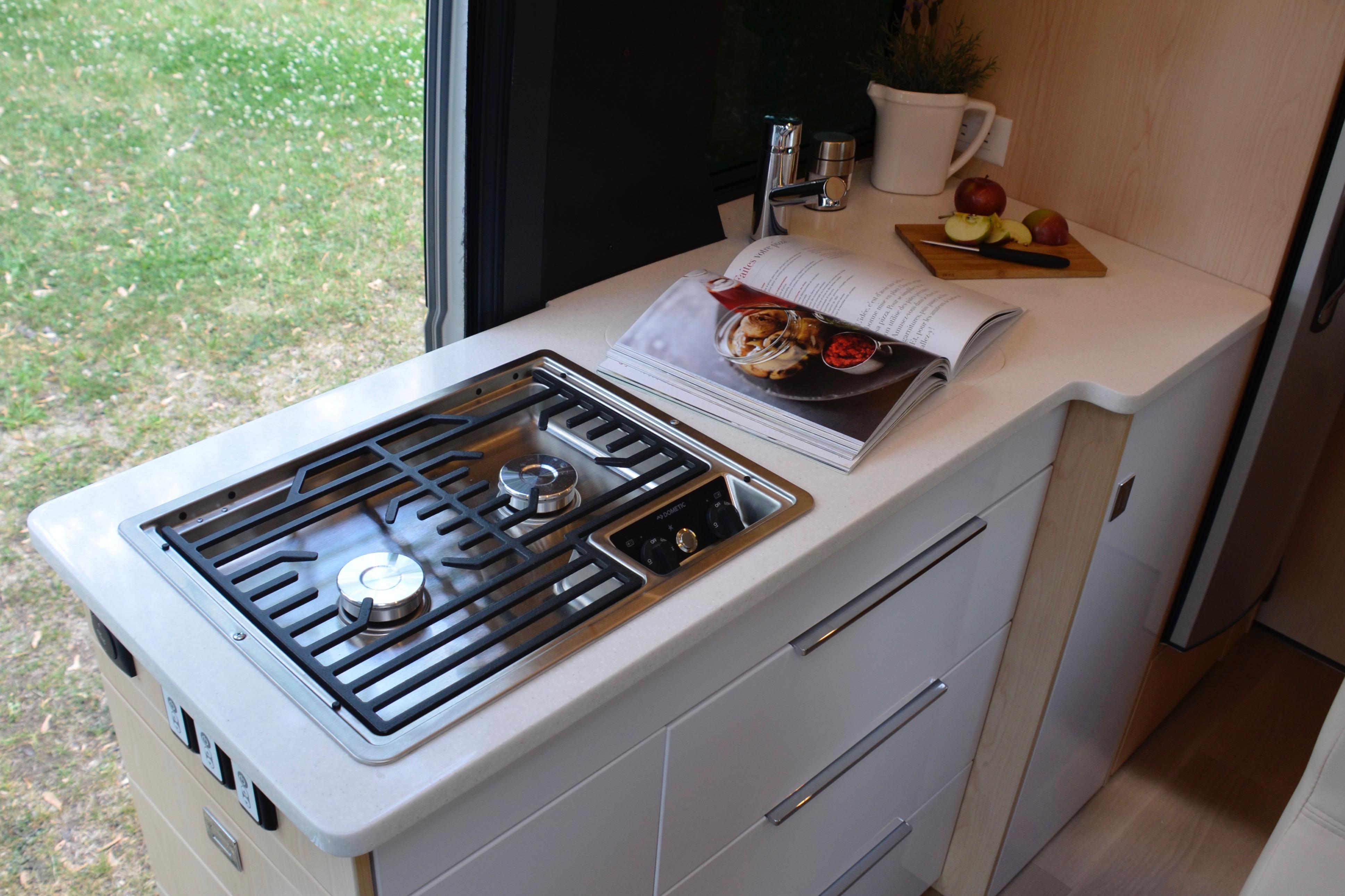 Panoramic RV - Kitchen unit 5