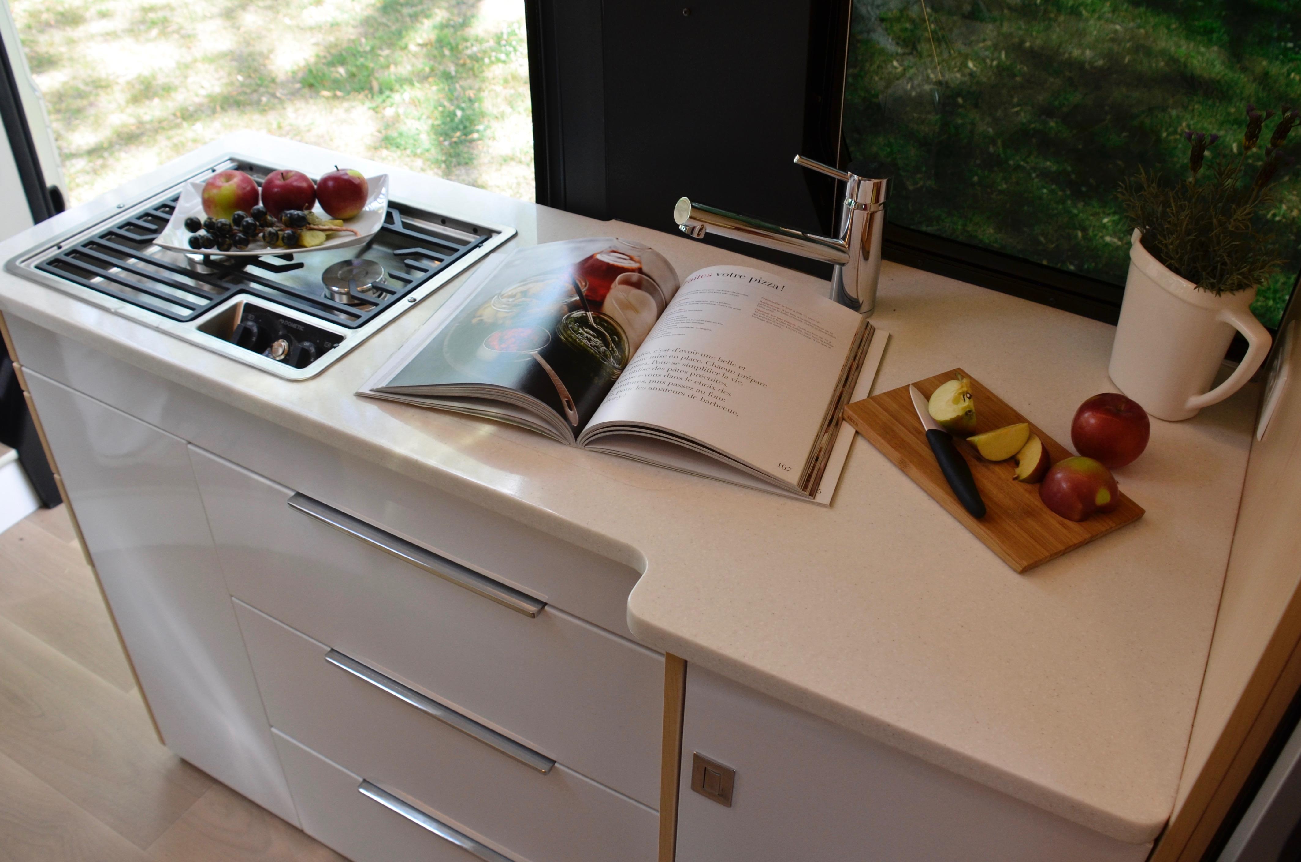 Panoramic RV - Kitchen unit 6