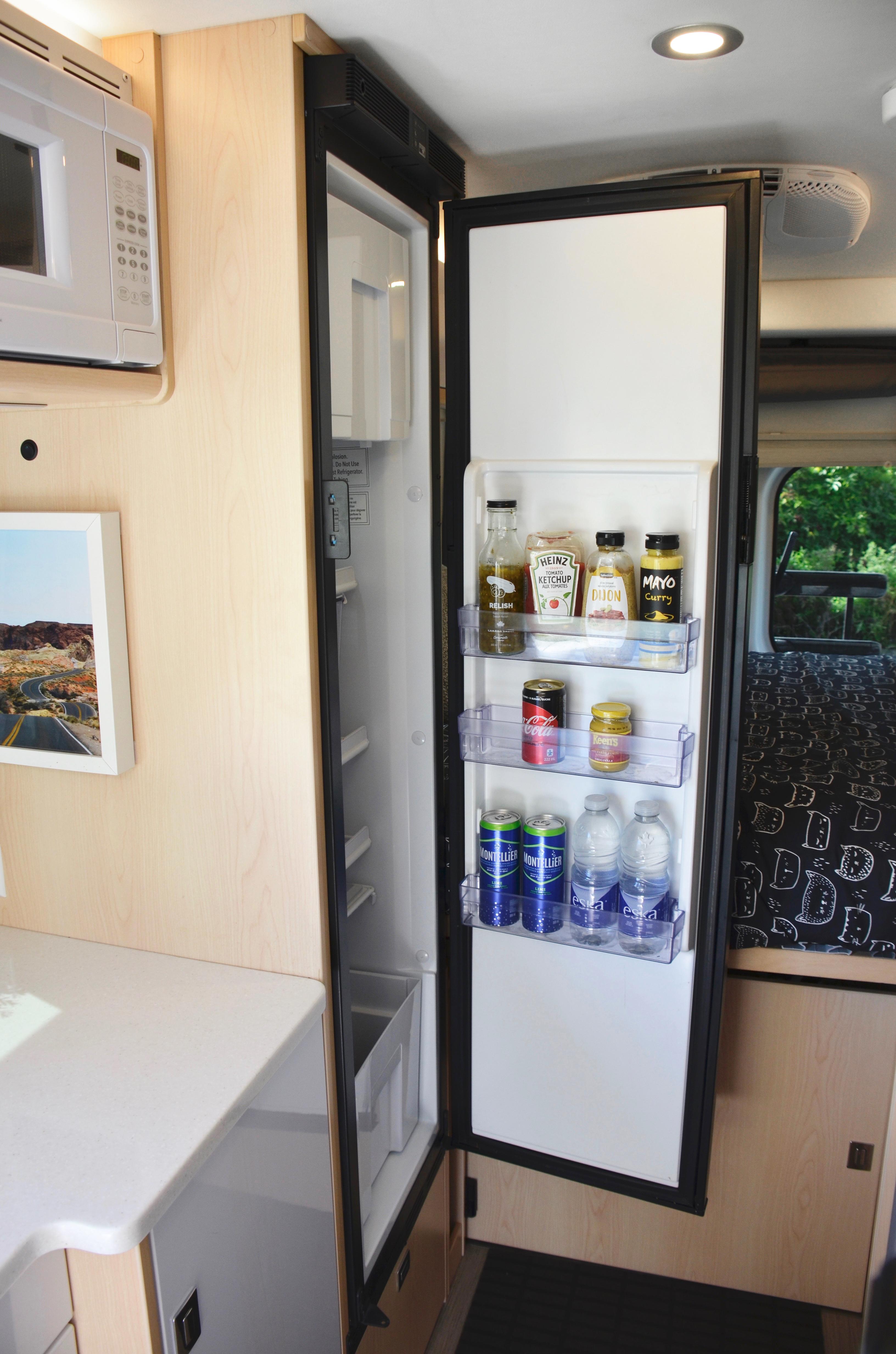 Panoramic RV - Compressor fridge - 2