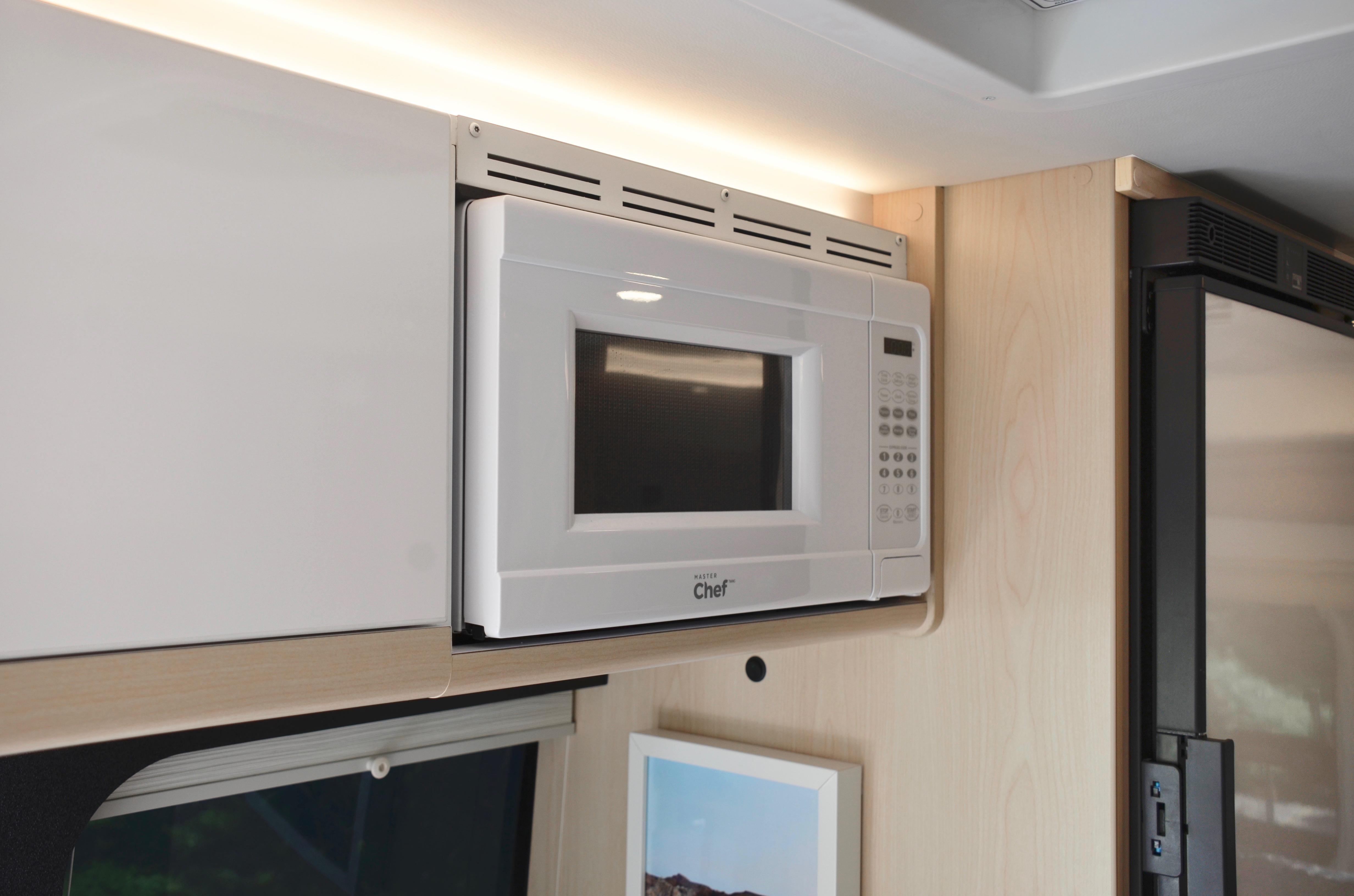 Panoramic RV - Microwave - 2