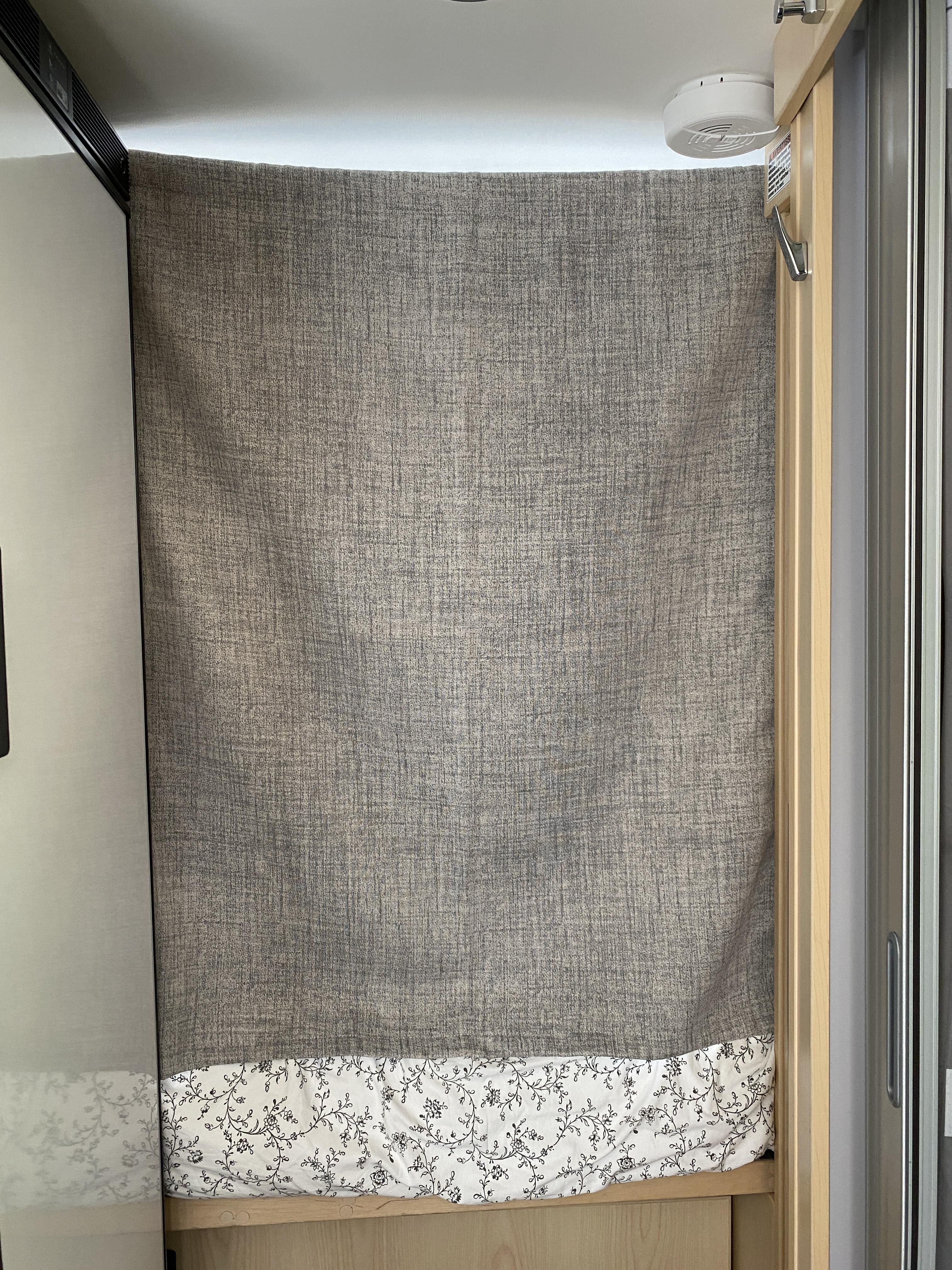 Panoramic RV - Rear privacy curtain #1
